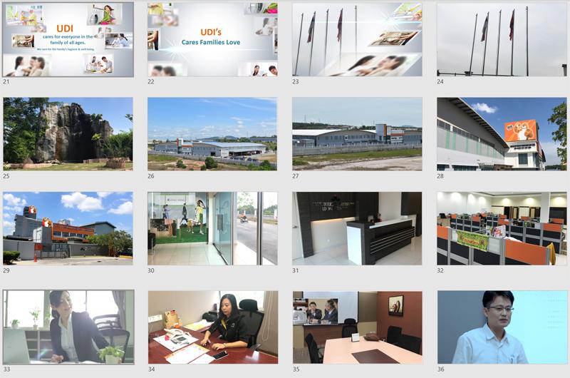 Corporate video presentation melaka