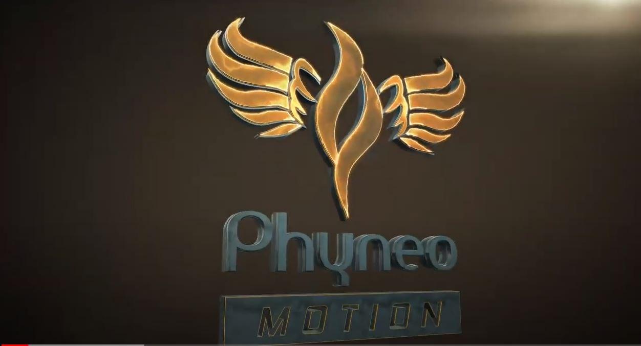 Phyneo showreel thumbnail