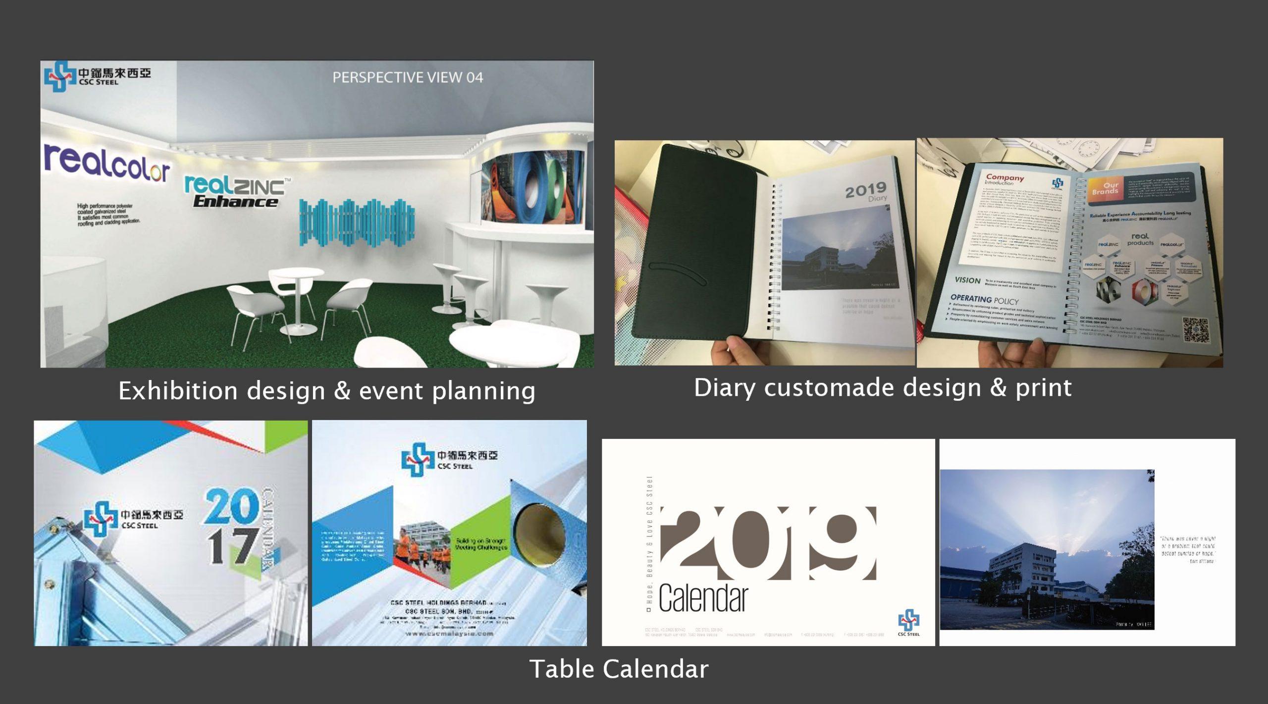 Product catalogue design melaka