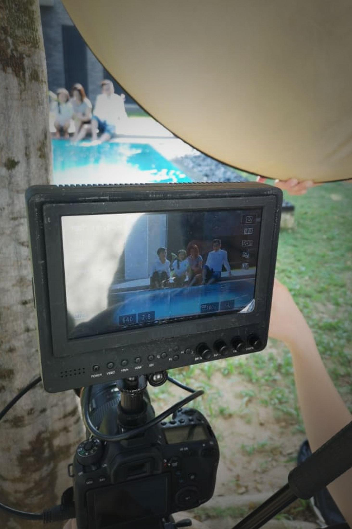 videoshooting melaka