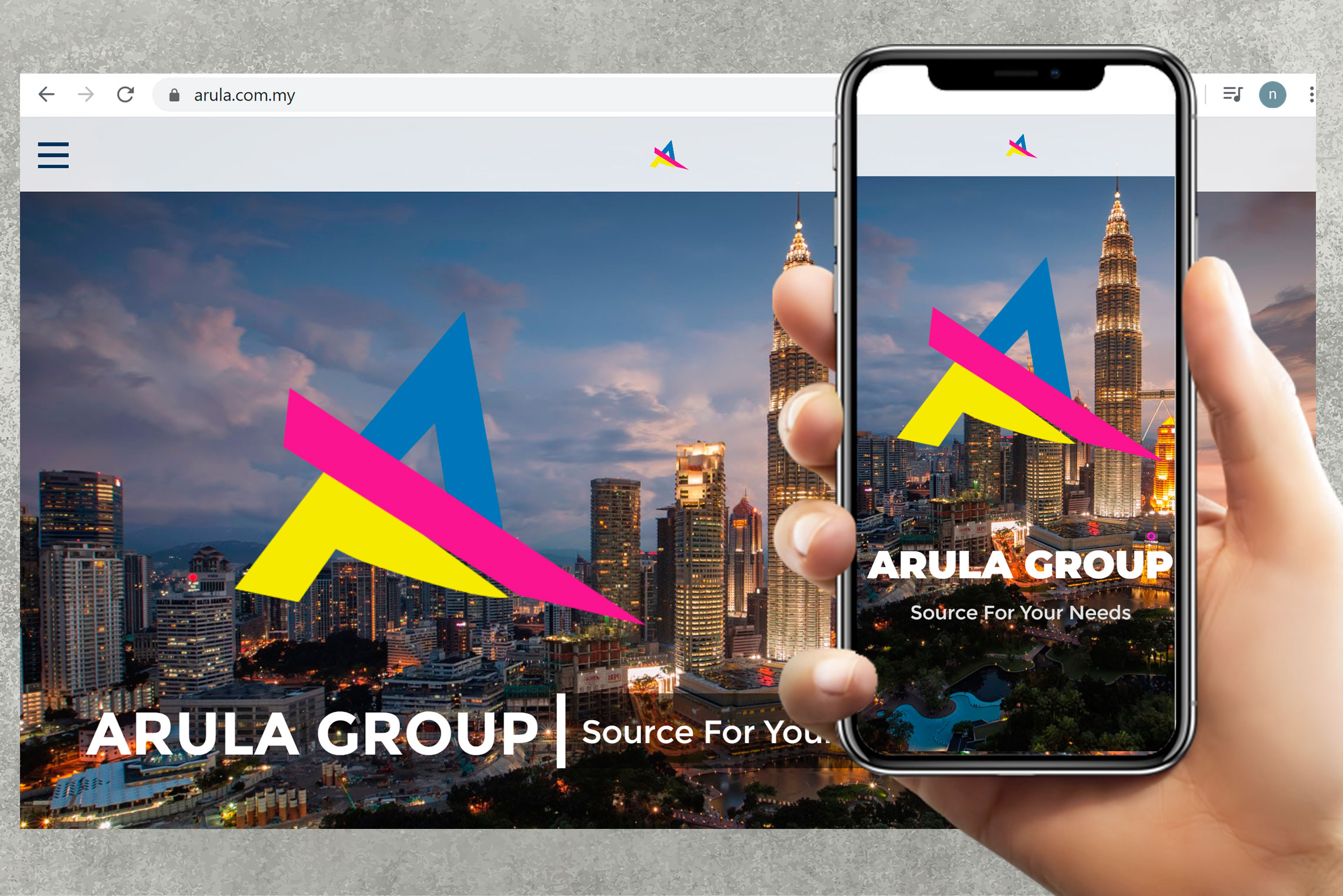 company profile melaka